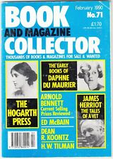 BOOK AND MAGAZINE COLLECTOR  -   No 71 -- FEBRUARY 1990
