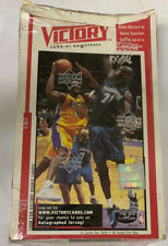 2000-01 Upper Deck Victory Basketball Box Factory Sealed Huge 36 Pack