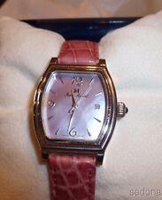 Jean Marcel Gravis Ladies Watch Pink Dial M O P  5 ATM CASE 260.063