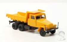 307574 HERPA IFA G5 Muldenkipper, orange Spur H0 / 1:87
