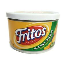 Fritos Jalapeno Cheddar Flavored Cheese Dip 9 Oz. Can Expires March 2021