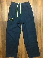 Under Armour Men's Team Sweatpants Athletic Basketball Pants Ua Size S