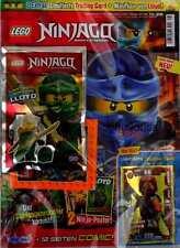 LEGO NINJAGO Magazin inkl. Zubehör Nr.25/2017 Mai Limited Edition!!