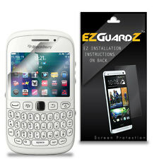 4X EZguardz LCD Screen Protector Skin Cover HD 4X For Blackberry Curve 9320