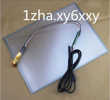 15 Inch 4Wire Resistive Touch Screen Panel Kit USB Controller  Free ship 1zha