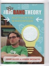 2016 Big Bang Theory seasons 6 and 7 costume card M07 Leonard (a)