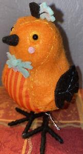 2020 Ferris Pumpkin Fabric Halloween Bird Target Hyde & Eek Boutique Retired New