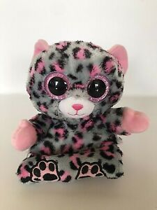 TY Trixi The Cat Bean Bag Style Plush Toy
