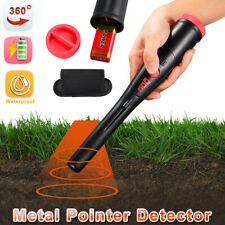 New listing Metal Detector Waterproof Gold Coin Silver Relic Digger Finder PinPointer Tester