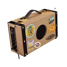 Luna UKE SA 5 Ukulele Suitcase Amp +Picks