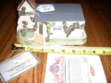 -David Winters Cottage The Coal Shed Mint In The Box W/ Coa