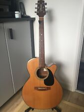 More details for takamine  electro acoustic guitar g series eg220c.