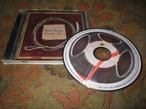 NICK DRAKE FAMILY TREE USED 2007 FOLK POP UK CD ALBUM