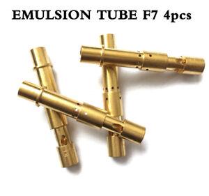 Weber Emulsion Tube F7 4 pcs fits IDF DCOE DCOM IDA Carburetor