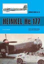 Heinkel He 177, German WW2 bomber (Warpaint No 33)