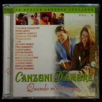 Various - Canzoni D'Amore - Quando Mi Innamoro (SIGILLATO) - SAAR - CD CD004043