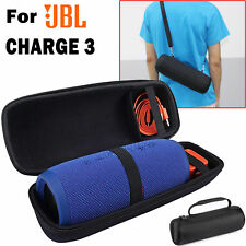 EVA Travel Protective Hard Carrying Case Bag for JBL Charge 3 Bluetooth Speaker