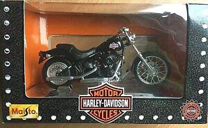 Maisto Harley Davidson Street Stalker Motorcycle Diecast Model 1:18 Collectable