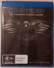 GAME OF THRONES SEASON 4 blu-ray REGION B series COMPLETE FOURTH SEASON hbo