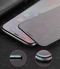 3D iPhone X XS Anti Spy Privacy Filter Blickschutz Panzerfolie Schwarz Privat 4D