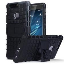 Cover e custodie nero Per Huawei P9 in plastica per cellulari e palmari