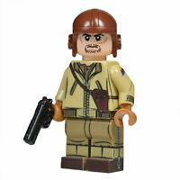 Lego Custom US TANKER WW2 Full Custom Printing with Brickarms M1911 -NEW-