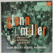 Glenn Miller Plays Selections from The Glenn Miller Story RCA-Victor LPM-1192