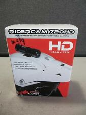 NEW MotoComm Ridercam 720HD Helmet Digital Audio Video Camera HD 1280x720 #57