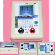 ESR-V5 Capacitor Tester Internal Resistance Meter Test Tool In Circuit Online