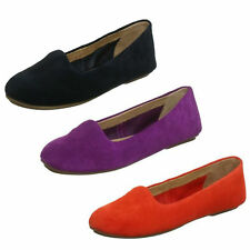 Clarks Flat (less than 0.5') Women's Ballerinas