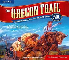 The Oregon Trail Fifth 5th Edition PC Brand New Sealed