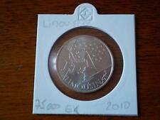 Pièce 10 euros régions LIMOUSIN 2010  sous ETUI en argent 90%. 75 000 EX