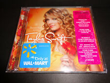 TARLOR SWIFT Beautiful Eyes FIRST ED. Big Machine Records WITH Rare ST01 STICKER