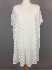 Women's ASOS Two Layer Polkadot Dress. UK 12, NWT