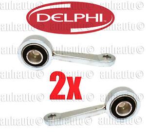 Set of 2 DELPHI Front Stabilizer Bar Links for Mercedes-Benz