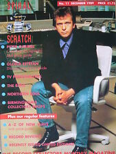 SPIRAL SCRATCH DEC 1989 - PETER GABRIEL - TV PERSONALITIES - GARY NUMAN
