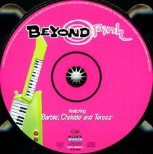 Beyond Pink feat. Barbie, Christie & Teresa - Beyond Pink ° CD-Album von 1988 °