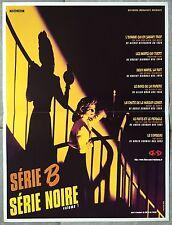 Affiche SERIE B, SERIE NOIRE 40x60cm *