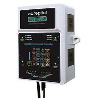 AutoPilot Digital Garden Temp Co2 Environmental Controller w/ Sensor | APCETHD