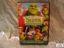 Shrek Forever After DVD The Final Chapter