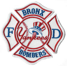 New York City Yankees - Bronx Bombers Fire Patch