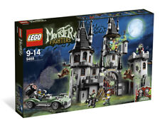 LEGO Monster Fighters 9468 Vampyre Castle NEW SEALED BRAND NEW! RETIRED