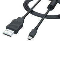 USB Cable Cord Lead for CANON EOS Digital Rebel T5i SL1 XS XSi XT XTi DSLRCamera
