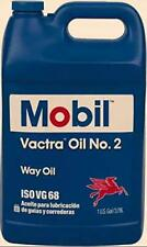 1 gallon Mobil Vactra No. 2, Way Oil, ISO 68,  Slideway Lubricant for Bridgeport
