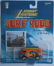 "Johnny Lightning – VW T1 orange ""Surf Rods"" Neu/OVP"