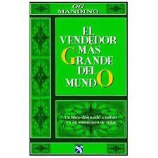 El Vendedor Mas Grande del Mundo by Og Mandino (1997, Paperback)