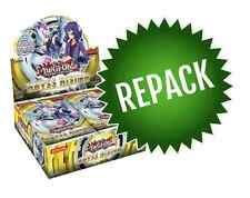Abyss Rising ABYR Booster Box Repack 24 Opened Packs in Box