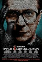Tinker Tailor Soldier Spy movie poster - Gary Oldman poster : 11 x 17 inches