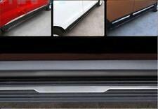 Aluminium for Mitsubishi Outlander 2013 14 running board side step Nerf bar