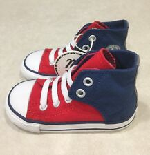 """CONVERSE """"CT All Star Easy"""" High-Top Toddler Casino/Midnight Sneakers~~Size 6"""